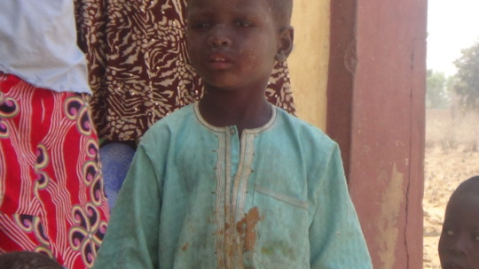 Umar one of our children