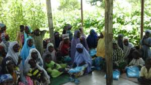 The women of Kaura Mata Ward, Madobi