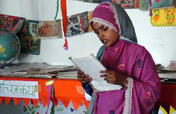 Help Girls in India Succeed with a Library