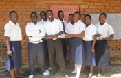 Help 329 Malawi Girls Learn to Read with a Library