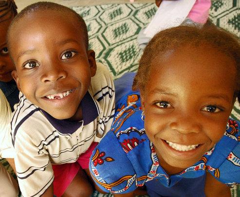 Porridge for 100 Orphans