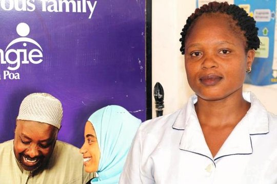 Training Health Workers in Kenya Saves Lives