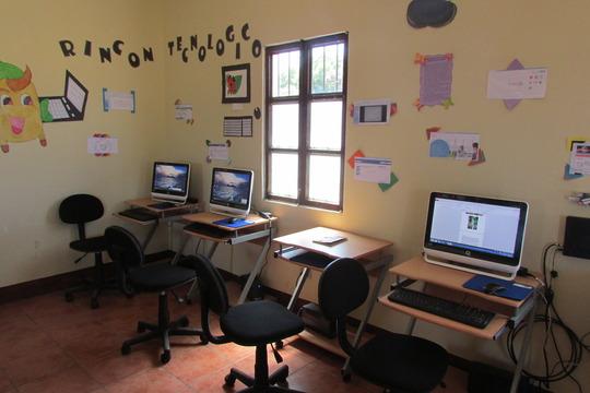 The Technology Corner