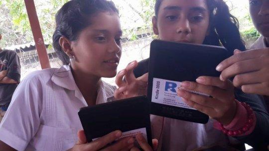 Girls, Women and Tech in Guatemala