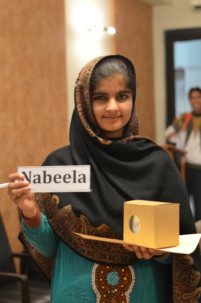 Nabeela - A hero