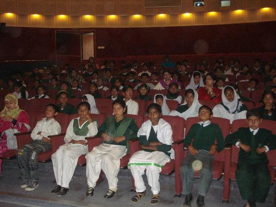 Film Festival of ABNI Students
