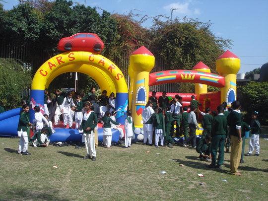 Fun Fair Get to Gather