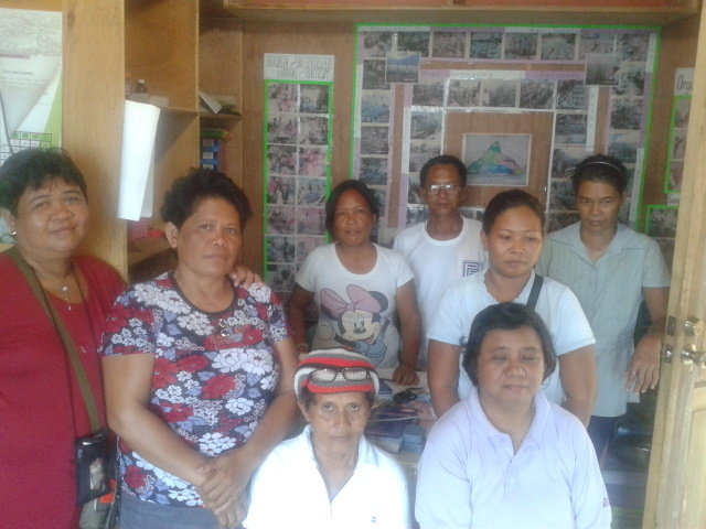 TOFA members after store meeting