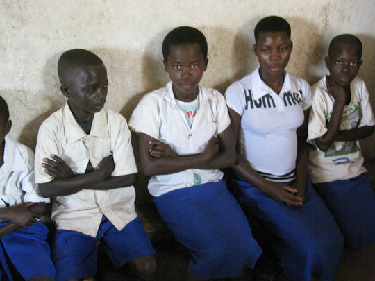 Boost Math Skills of 130 Kids in DR Congo