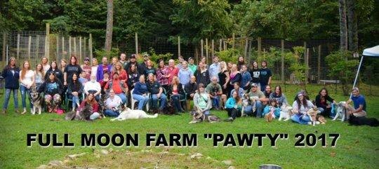 2017 Pawty