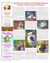 Local Pet Newspaper Coverage! (PDF)