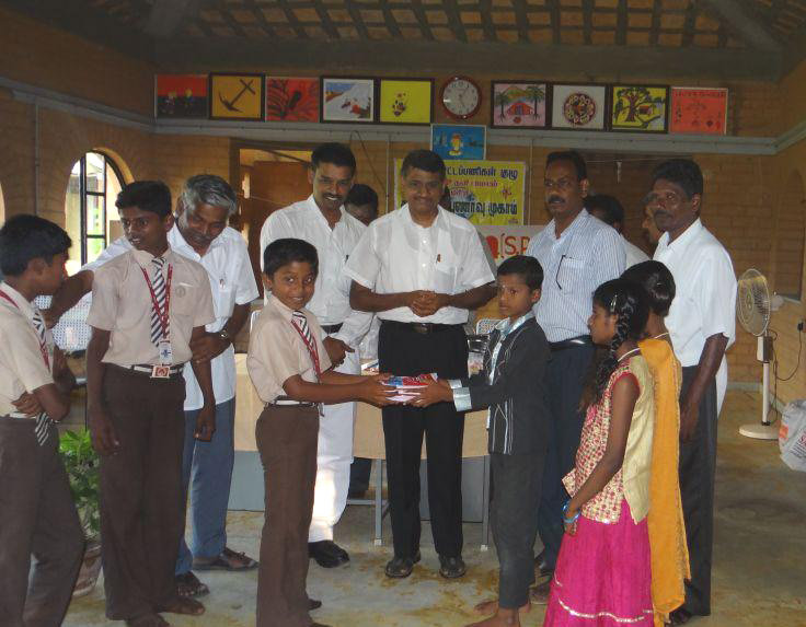 Community Based Home for Underprivileged Children