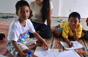 School for 30 Disabled Kids Affected by Haiyan