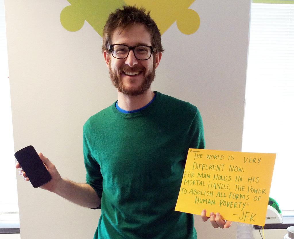 Nick Violi, Software Engineer for Good