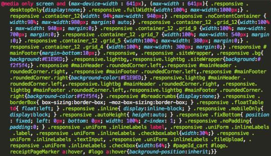 It's as easy as.... code.