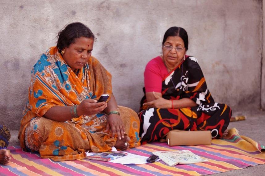 Make GlobalGiving Mobile