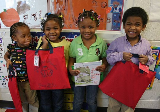 The 2015 STEM pilot will reach 300 children!