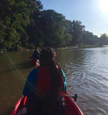 River Paddling Trip