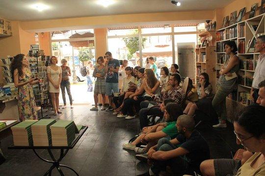 Presentation in Batumi - July 2015