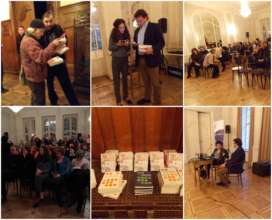 Book Presentation in Tbilisi