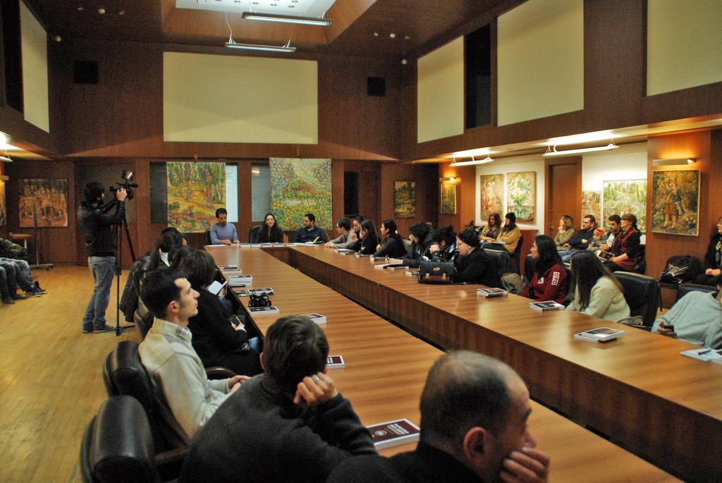 Parliamentary Library; 26 February