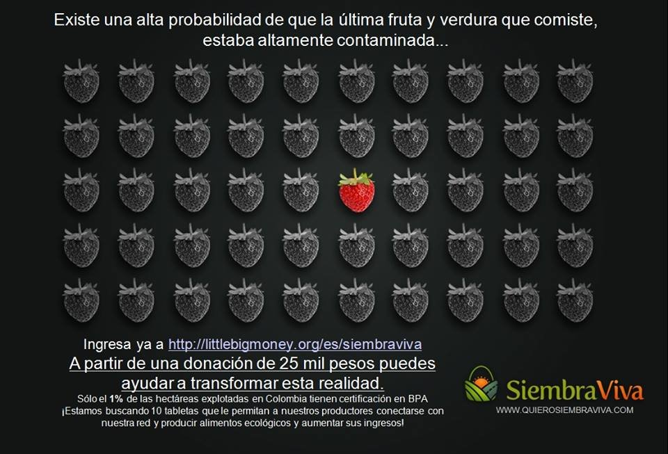 SiembraViva - Help Farmers Increase Their Income