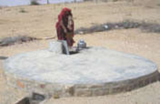 Easing Women's Burden Through Water Security