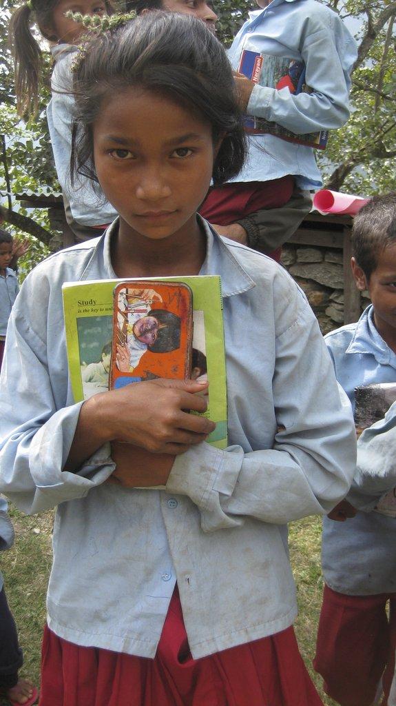 Gorkha student
