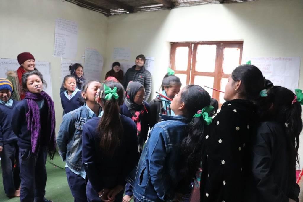 Interactive activities in classrooms