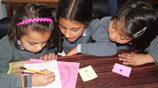 Training 1500  village teachers from Nepal