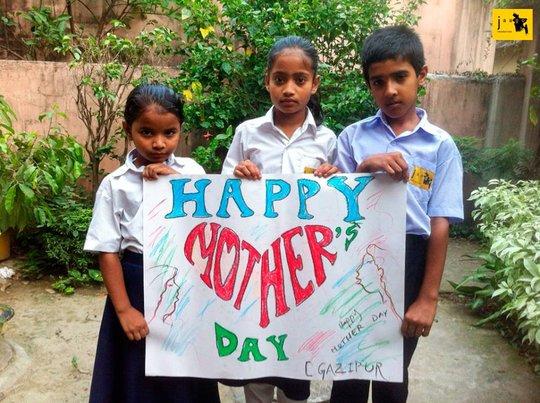 Mother's Day Celebration at JAAGO School