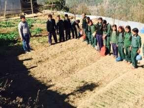 Agriculture in Schools, Milijuli Lower Sec. School