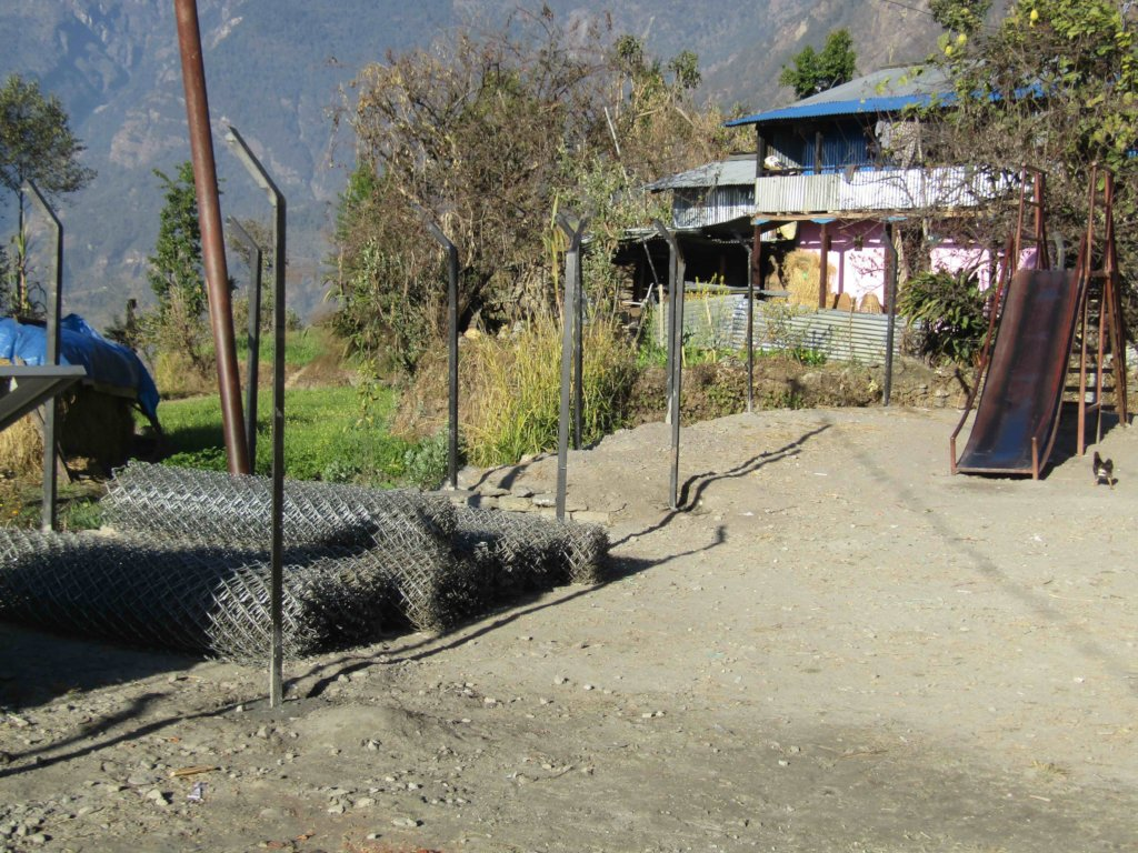 Fencing to be installed at Guranse Primary School