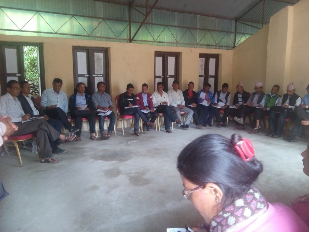 Headmasters meeting hosted at Jalpeshwori HSS