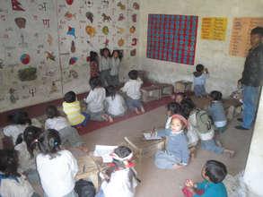 Nikobhumi Higher 2ndary School pre-primary class