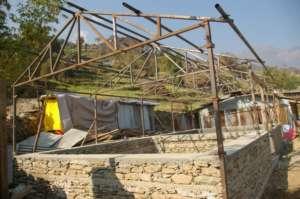 Construction underway at Saptamai Primary School
