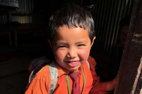Better Schools in Rural Nepal!
