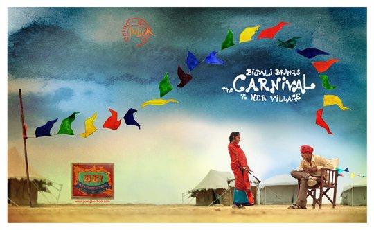 Bijali Brings a Carnival to her Village
