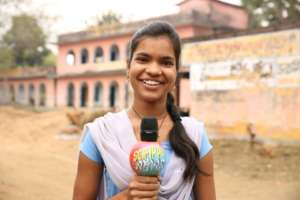 Sadhna wants clean drinking water for everyone