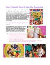 Teaching Organizational Skills to Kids (PDF)