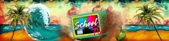 School TV artwork