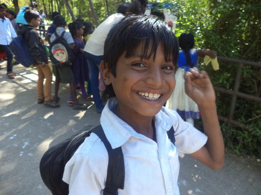 Educational Sponsorship for 120 Children - India