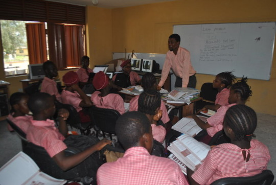 YDTP session at Government Senior College Ikoyi