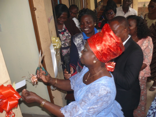 Lagos state representative commissions project