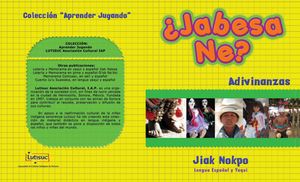 Jabesa Front page
