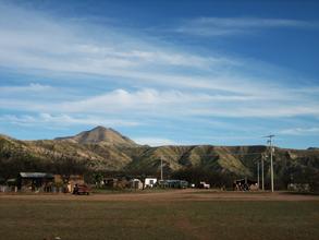 Kickapoo community, Tamichopa, Mexico
