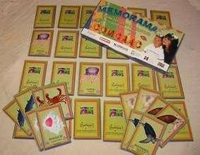 Memory game in Seri language