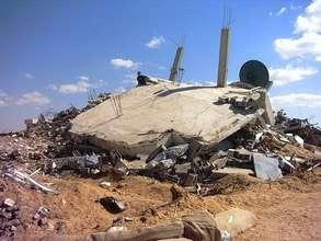 Ali Al Bahry's home destroyed Sept '04