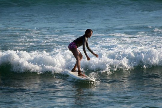 Mariposa Girl = Surfer Girl! Surf's Up!