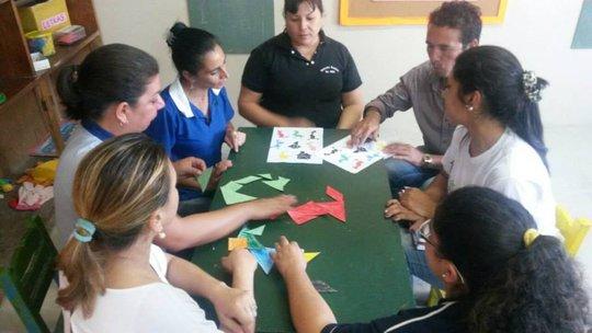Development of educational games for children